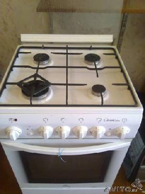 Отправка мебели : Газовая плита. из Петрозаводска в СНТ Зелёный мыс