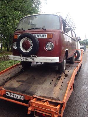Транспортные средства из Кемерово в Красноярск
