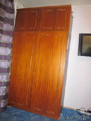 Заказ отдельной газели для отправки мебели : шкаф по Санкт-Петербургу