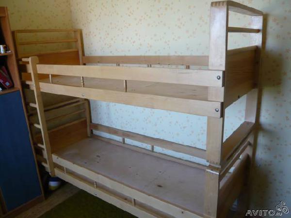 Перевозка вещей : детскую кровать из Тольятти в покрасный Яр