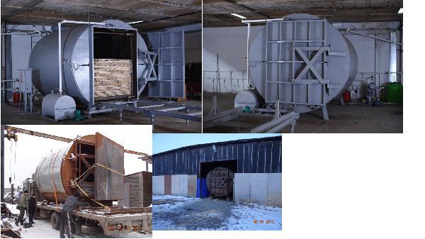 Стоимость транспортирвока вакуумной сушильной камеры для сушек древесин из Иркутска в Новоуральск