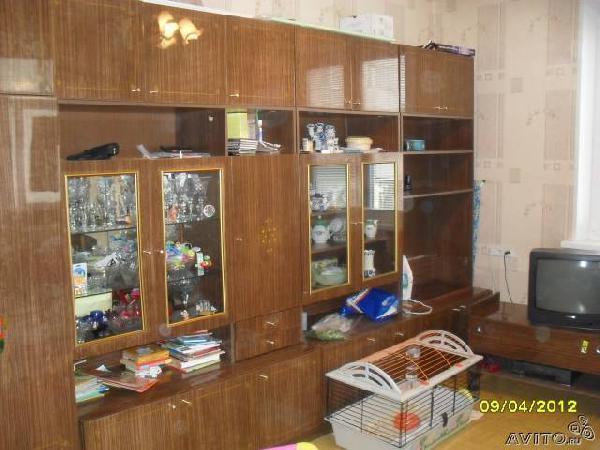 Заказ газели для доставки мебели : стенку из СНТ Ивушки в Чуваша-Карамалы