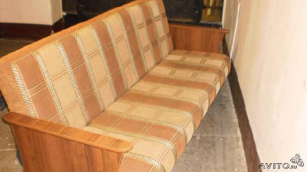 Отправка вещей : диван из Санкт-Петербурга в Никольское