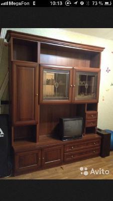 Хочу перевезти шкаф по Москве
