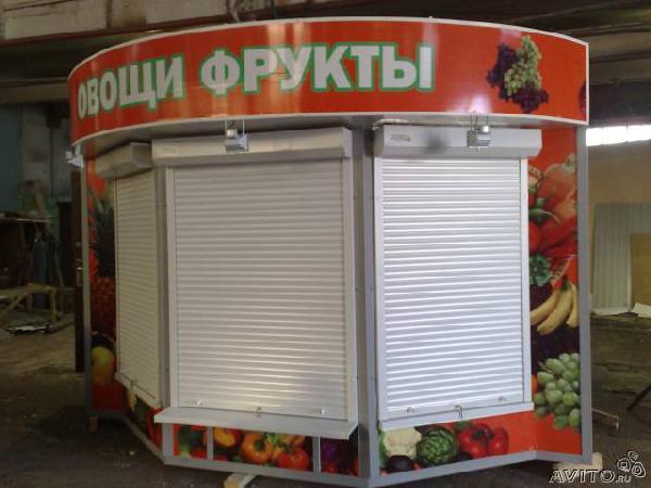 Заказ транспорта перевезти киоска из Екатеринбурга в Красного Клина