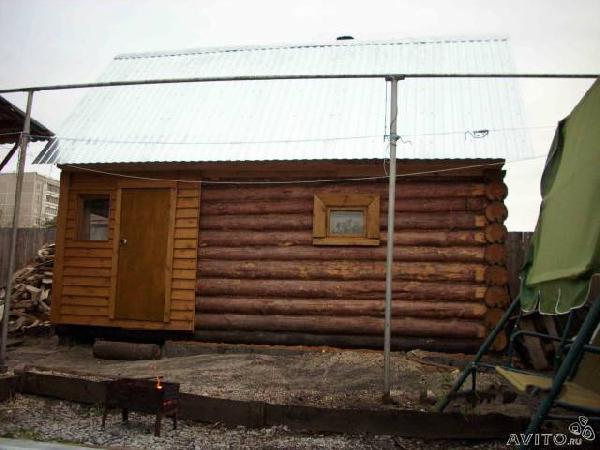 Заказ отдельной газели для доставки вещей : баня из Екатеринбурга в верх - невенска