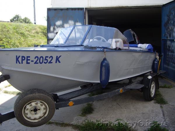 Перевозка катера с плм, доставка возможно на прицепе из Самара в Москва