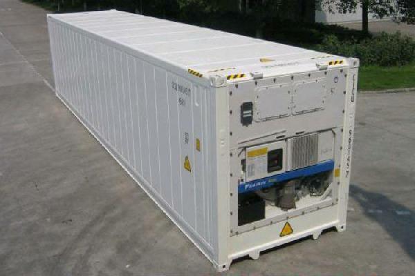Сколько стоит отвезти рефконтейнер 40 футовый из Ульяновск в Тюмень