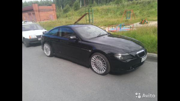 Перевозка автомобиля bmw 645 / 2015 г / 1 шт из Екатеринбург в Москва