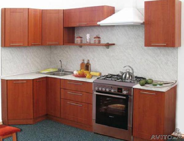 Заказ авто для перевозки вещей : Угловая кухня