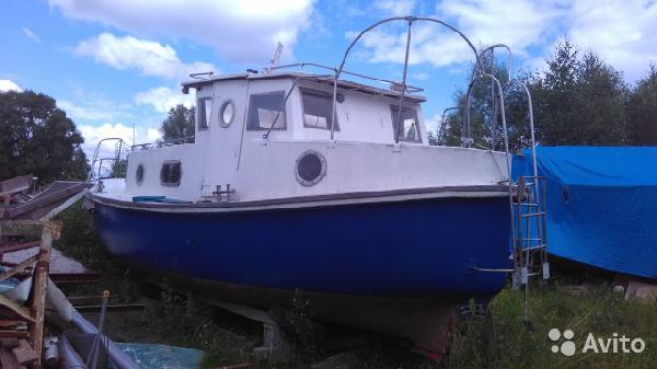 Перевезти катер из Москва в Евпатория