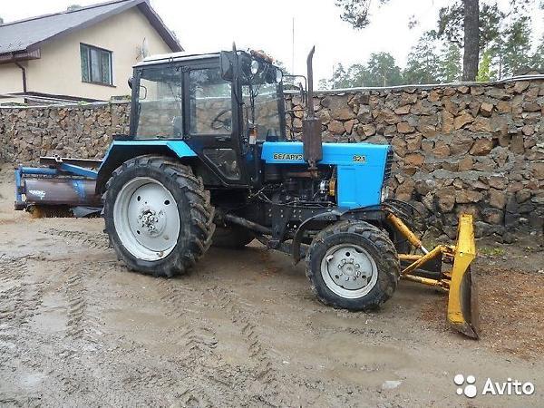 Доставка трактора из Россия, Тверь в Египет, Александрия