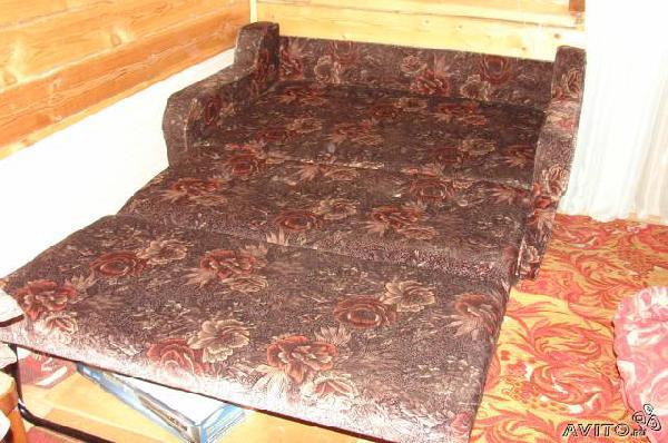 Заказ грузового автомобиля для доставки личныx вещей : раскладной диван из Казани в садовое общество