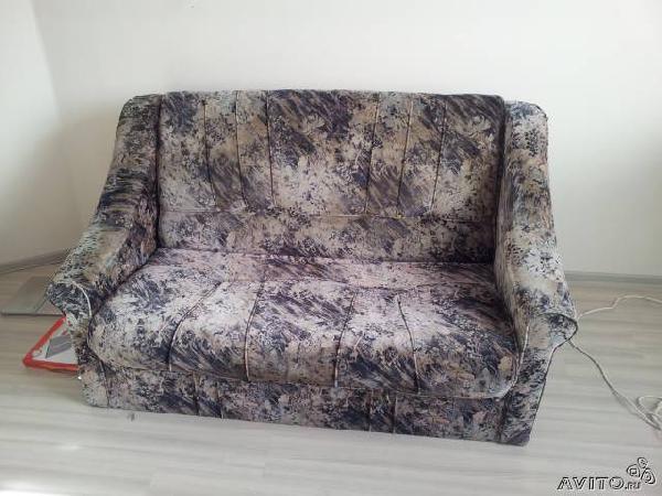 Заказ отдельной газели для отправки личныx вещей : Раскладной диван (Сестрорецк) из Сестрорецка в Солнечное