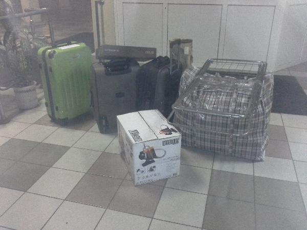Автоперевозка личные вещей, коробок частники по Санкт-Петербургу