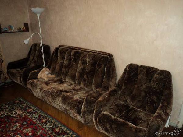 Заказ грузового автомобиля для перевозки личныx вещей : Диван + 2 кресла по Санкт-Петербургу