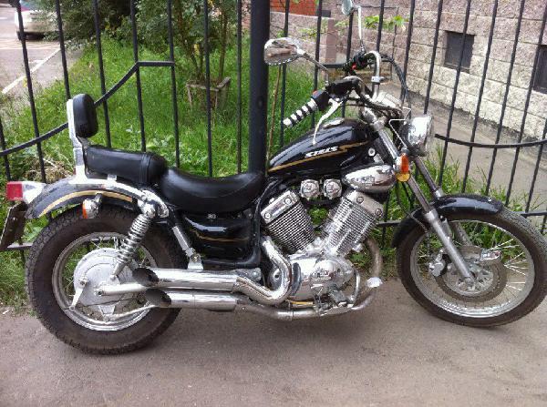 Мотоцикл по Омску