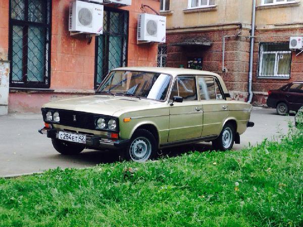 Перевозка автомобиля ваз 2106 / 2000 г / 1 шт из Кемерово в Москва
