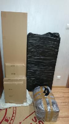 Перевозка коробок, личные вещей из Тюмень в Новый Уренгой
