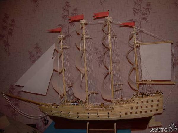 Заказать грузовую газель для отправки мебели : Парусные корабли изготовлю на из Снт Шомырта в 45
