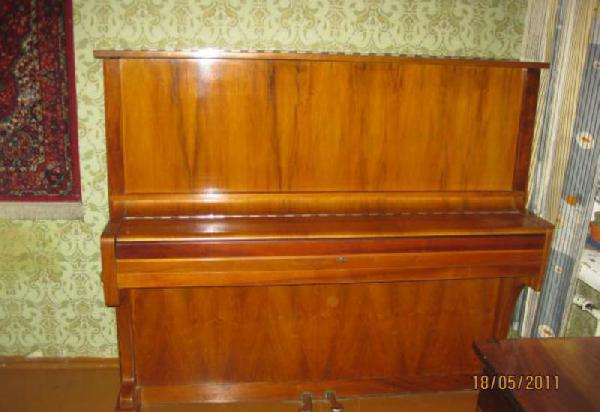 Перевозка пианино лежа по Новосибирску