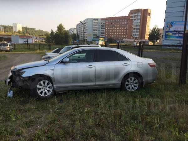 Перевозка автомобиля из Усть-Илимск в Красноярск