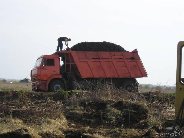 Заказ грузового автомобиля для доставки личныx вещей : Услуги по доставке грунта (зем по Казани