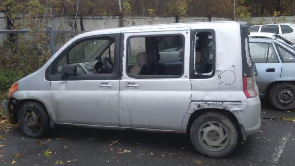 Отправка машин хонда мобилио 2002 г.в. из Кемерово в Барнаул