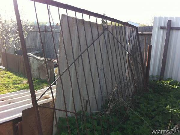 Отправить Забор секции из Турсагали в Кордона лесн-во