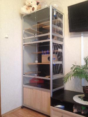 Сколько стоит перевезти шкаф (витрина) из Москва в Тверь