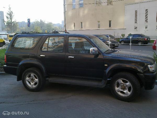 Перевозка автомобиля great wall safe / 2008 г / 1 шт из Махачкала в Москва