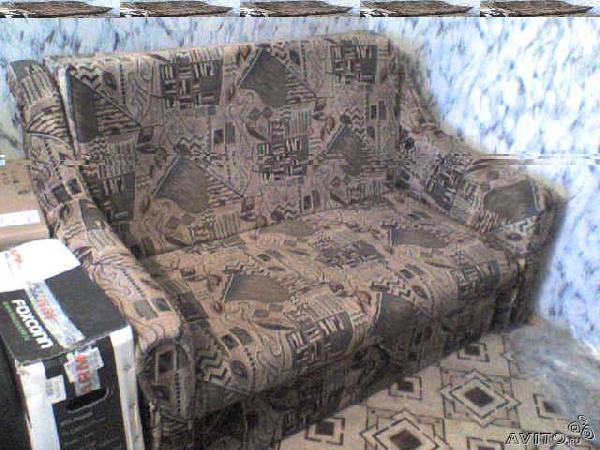 Заказ авто для отправки личныx вещей : диван по Калуге