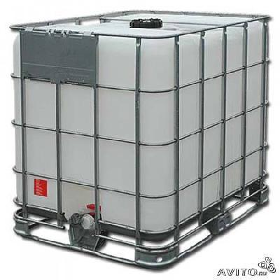 Заказ грузовой газели для транспортировки личныx вещей : Емкость 1000 л в обрешетке вод из Санкт-Петербурга в Жихарево