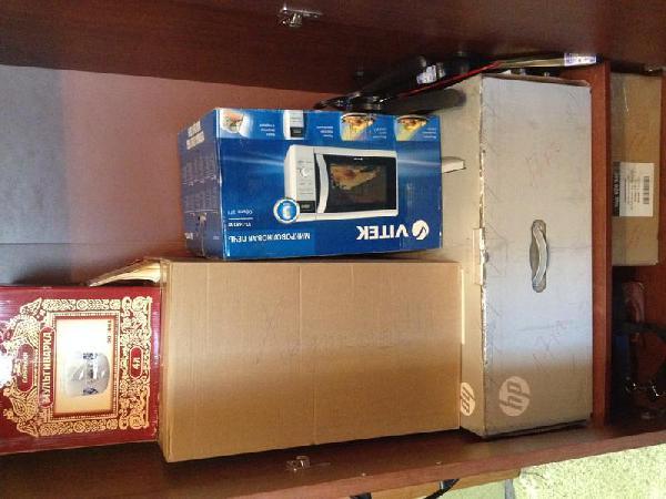 Дешево перевезти личные вещи, коробки, одежду из Москва в Ульяновск