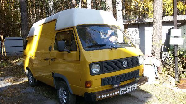 Перевозка авто сеткой volkswagen tr / 1992 г / 1 шт из Новосибирск в Улан-Удэ