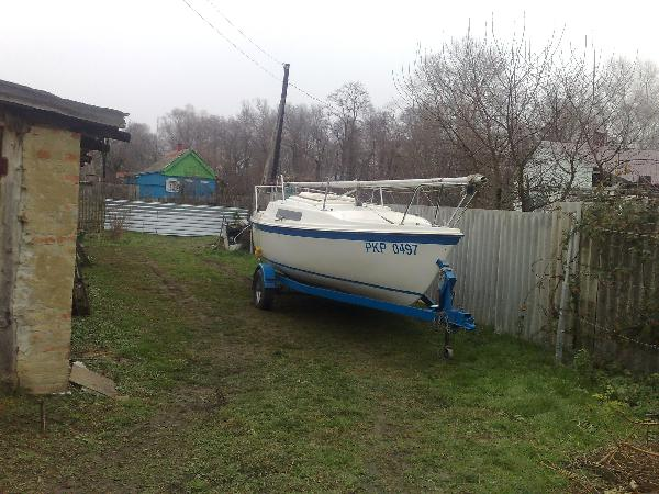 Доставка катера из Ахтырский в Саратов