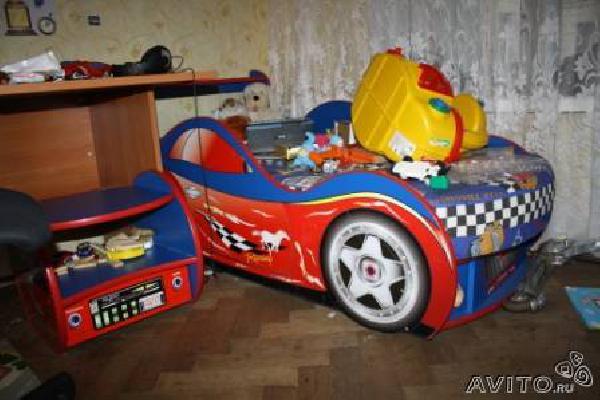 Заказ грузовой газели для транспортировки личныx вещей : Комплект мебели для мальчика 2 по Санкт-Петербургу