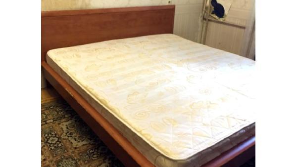 Доставка кровати (двуспальная) в квартиру по Москве