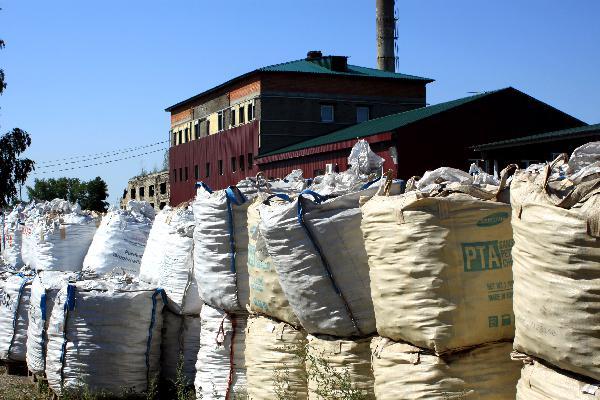 Доставить торфяные топливные брикеты недорого из Гусевский в Юрьево-Девичье