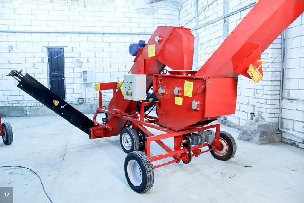 Стоимость отвезти сельскохозяйственного оборудования (зернометатель) из Воронежа в Ртищево