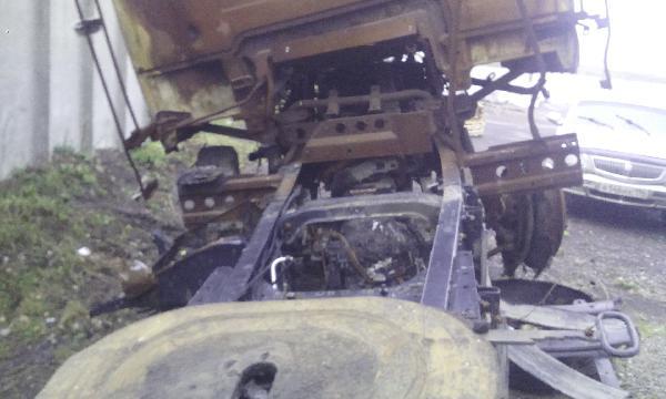 Перевозка грузовика из Каменск-Уральский в Тверь