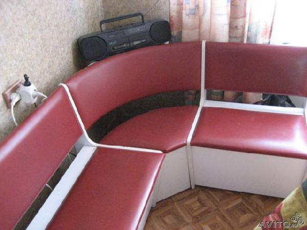 Заказать газель для отправки личныx вещей : Угловой диван для кухни бу по Санкт-Петербургу