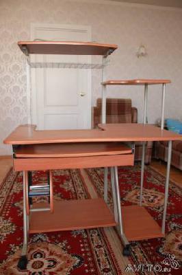 Отправить Компьютерный стол из Садоводческого товарищества N19 в Городского