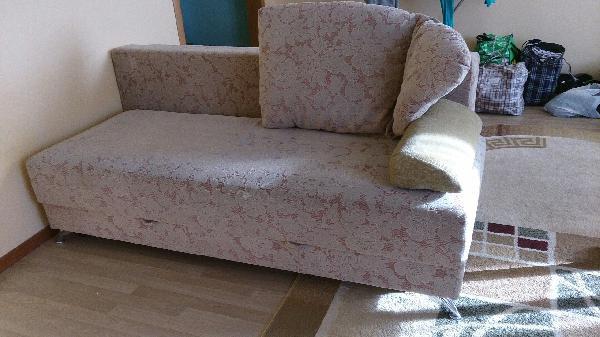 Заказать газель перевезти  диван из Тюмень в Ялуторовск