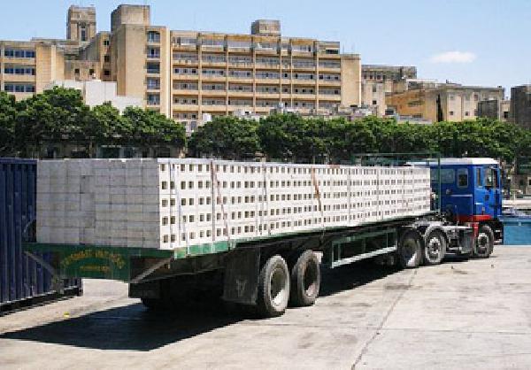 Стоимость перевезти на газели кирпича из Товарково в Аксай