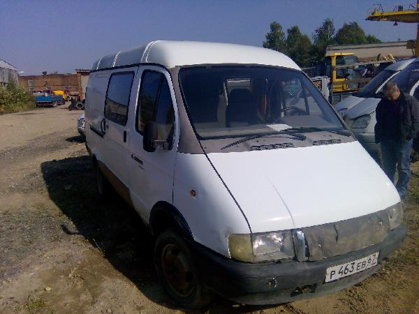 Перевозка автомобиля ГАЗ 2705 / 2001 г / 1 шт