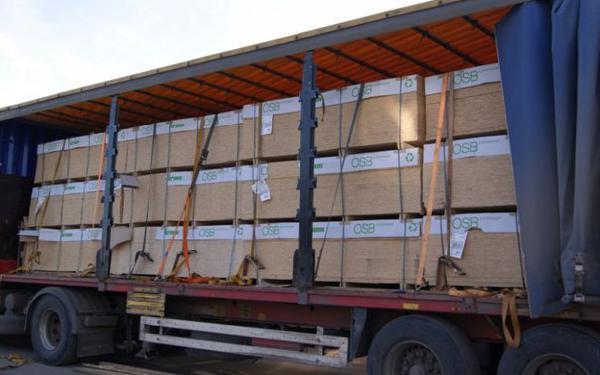 Стоимость грузоперевозки кровельных материалов из Краснодар в Симферополь