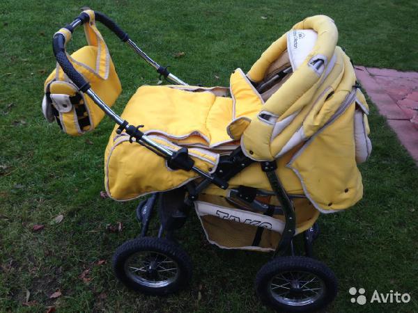 Сколько стоит перевезти коляску жёлтый 1000р., коляску фиолетовый 800р. из Домодедово в Котельники