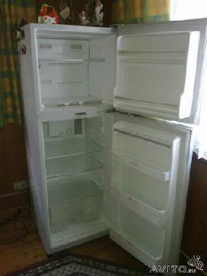 Заказ авто для перевозки личныx вещей : Двухкамерный холодильник DAЕWO по Конаково