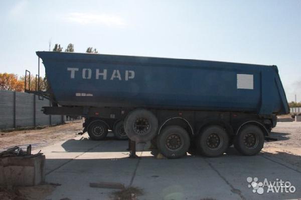 транспортировка самосвального полуприцепа недорого догрузом из Ростов-на-Дону в Москва